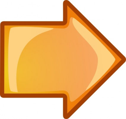 arrow-orange-right-clip-art