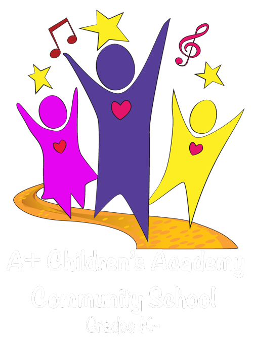 A Plus Children's Academy Logo